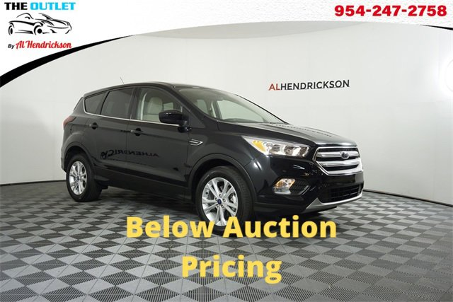 Used 2019 Ford Escape in Coconut Creek, FL