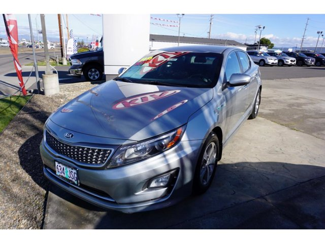 Used 2015 KIA Optima in Medford, OR