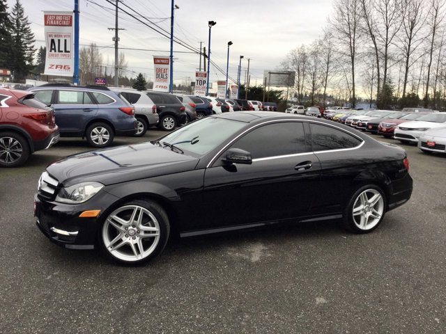 Used 2013 Mercedes-Benz C-Class 2dr Cpe C 250 RWD