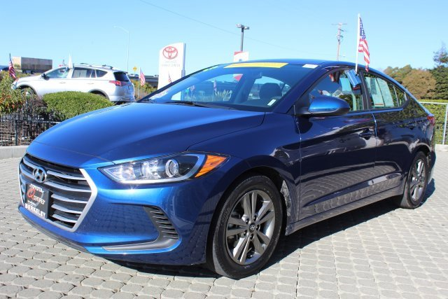 Used 2018 Hyundai Elantra in Berkeley, CA