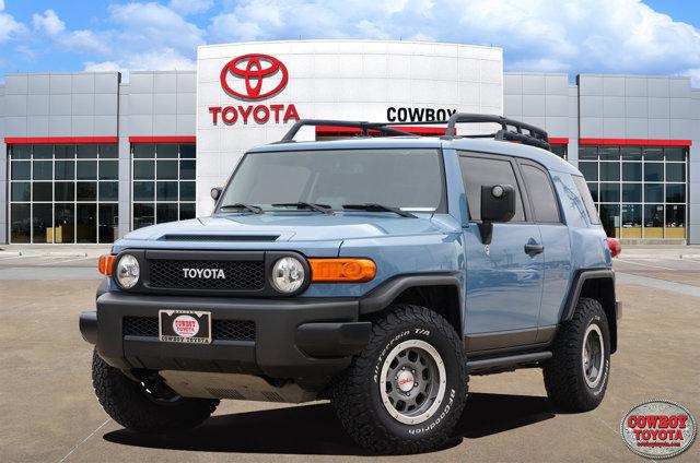 Used 2014 Toyota FJ Cruiser in Dallas, TX