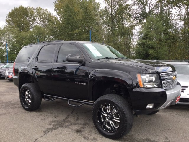 Used 2009 Chevrolet Tahoe 4WD 4dr 1500 LT w-2LT