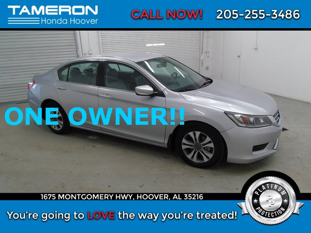 Used 2015 Honda Accord Sedan in Birmingham, AL