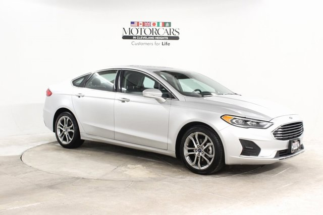 Used 2019 Ford Fusion in Cleveland, OH