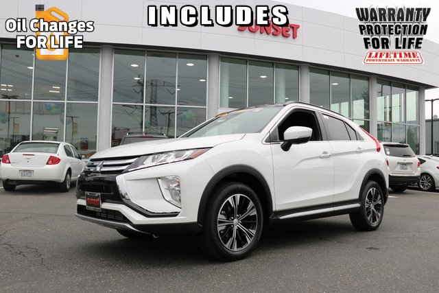 New 2020 Mitsubishi Eclipse Cross in Sumner, WA