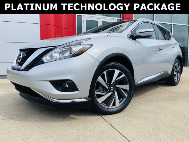 Used 2017 Nissan Murano in Jackson, MI