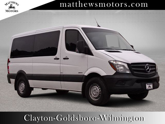 Used 2016 Mercedes-Benz Sprinter Passenger Vans in , NC
