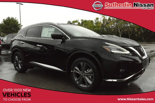 New 2020 Nissan Murano in Fort Myers, FL