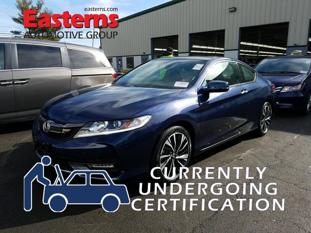 2017 Honda Accord Coupe EX-L V6 2dr Car