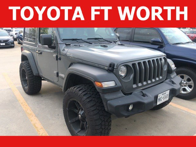 Used 2019 Jeep Wrangler in Fort Worth, TX