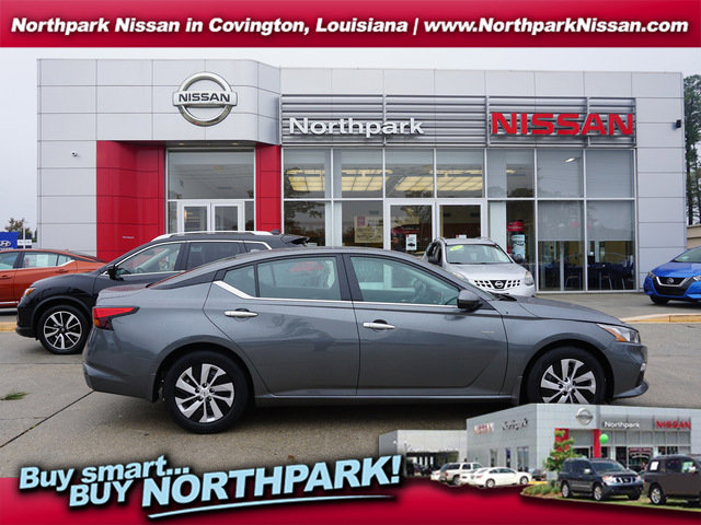 New 2020 Nissan Altima in Covington, LA
