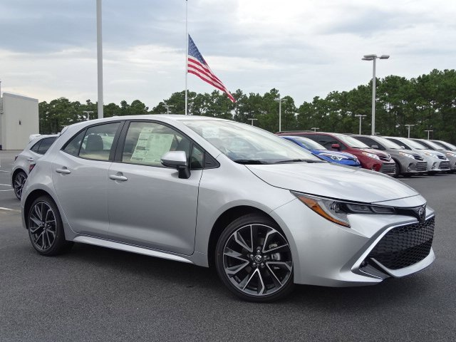 New 2019 Toyota Corolla Hatchback in Daphne, AL
