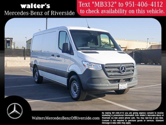 """2020 Mercedes-Benz Sprinter Cargo Van 2500 Standard Roof V6 144"""" RWD Intercooled Turbo Diesel V-6 3.0 L [6]"""