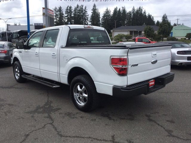Used 2009 Ford F-150 4WD SuperCrew 145 XL