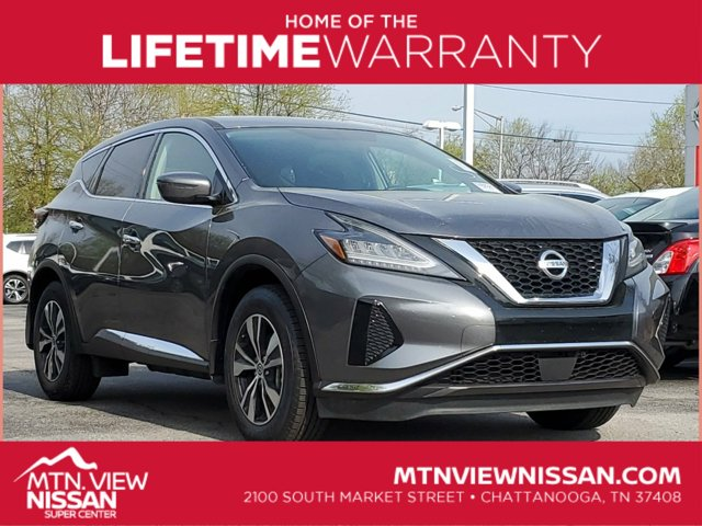 Used 2019 Nissan Murano in Chattanooga, TN