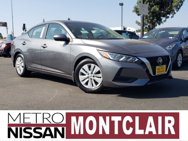 2020 Nissan Sentra S S CVT Regular Unleaded I-4 2.0 L/122 [6]