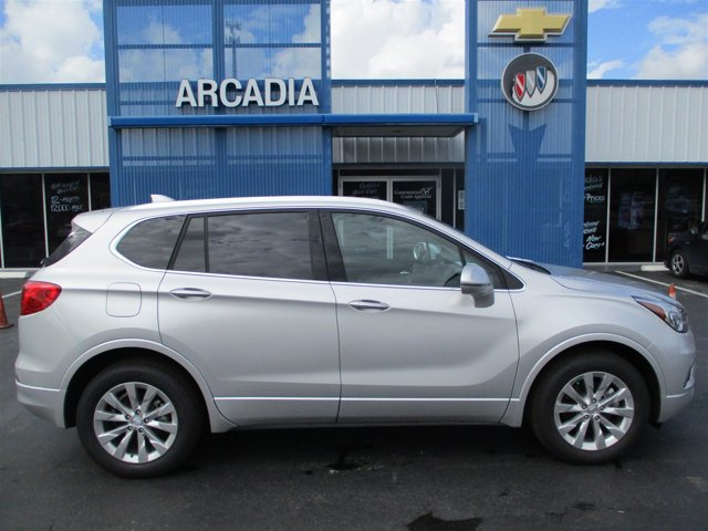 New 2017 Buick Envision in Arcadia, FL