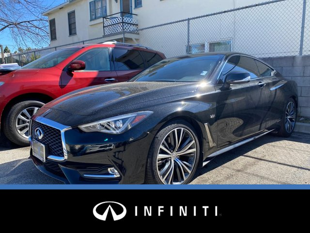 2017 INFINITI Q60 3.0t Premium 3.0t Premium RWD Twin Turbo Premium Unleaded V-6 3.0 L/183 [2]