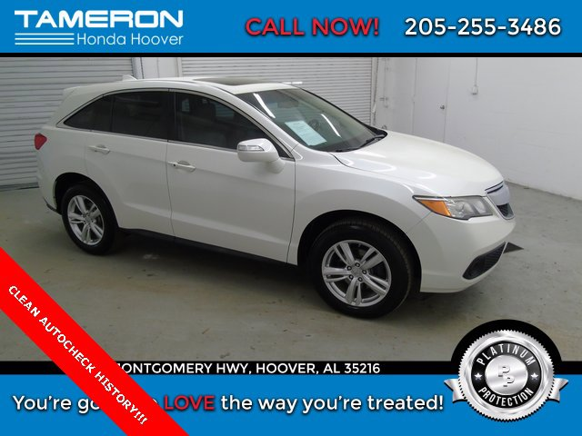 Used 2014 Acura RDX in Gadsden, AL
