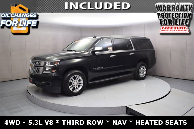 Used 2018 Chevrolet Suburban in Sumner, WA