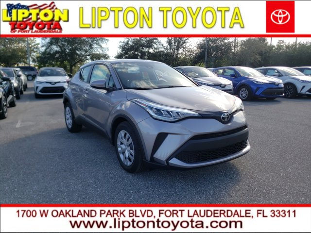 New 2020 Toyota C-HR in Ft. Lauderdale, FL