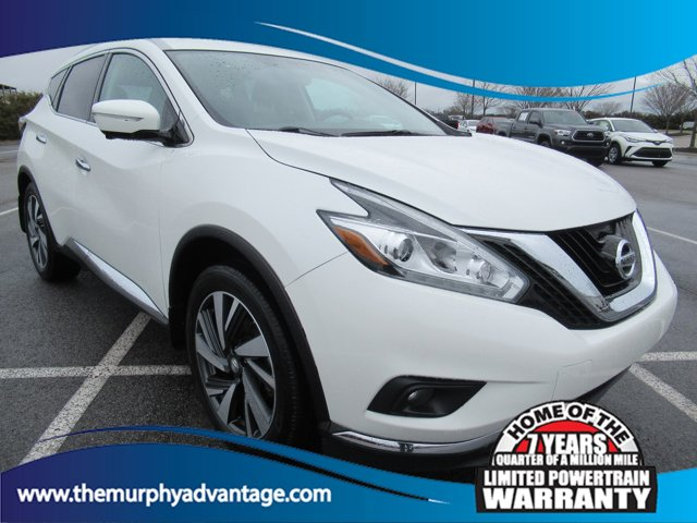 Used 2015 Nissan Murano in Beech Island, SC