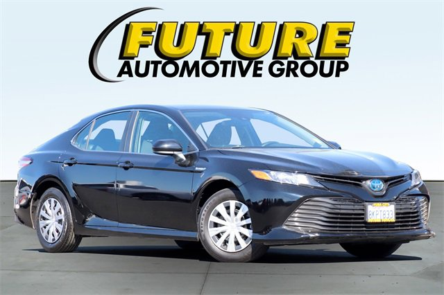 Used 2019 Toyota Camry Hybrid in Yuba City, CA