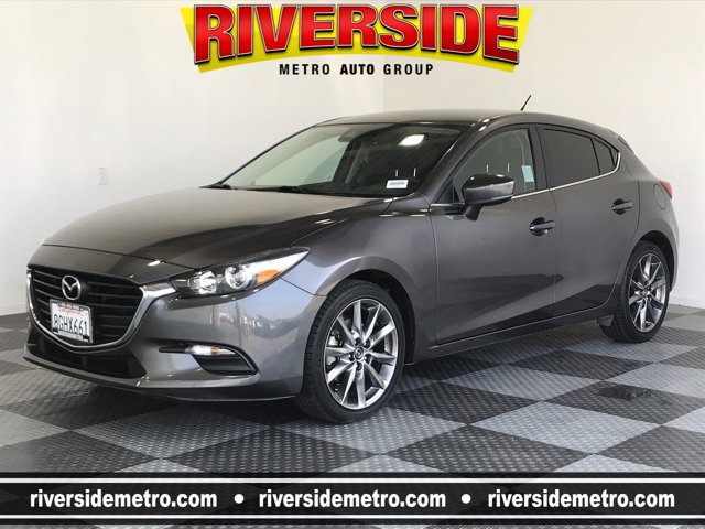 2018 Mazda Mazda3 5-Door Touring Touring Auto Regular Unleaded I-4 2.5 L/152 [11]