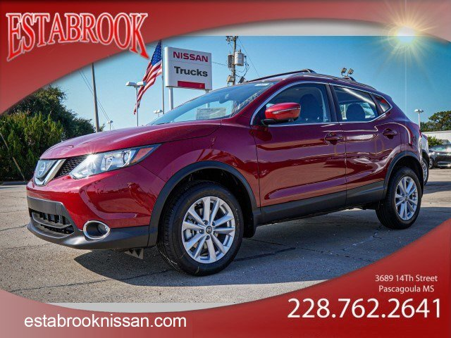 New 2019 Nissan Rogue Sport in Pascagoula, MS