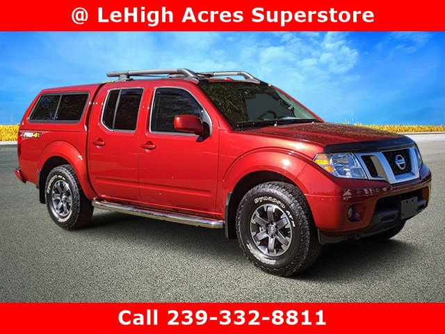 Used 2015 Nissan Frontier in Lehigh Acres, FL