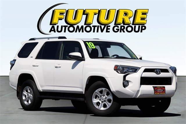 Used 2019 Toyota 4Runner in Yuba City, CA