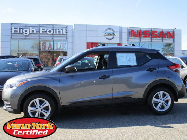 Used 2019 Nissan Kicks in High Point, NC