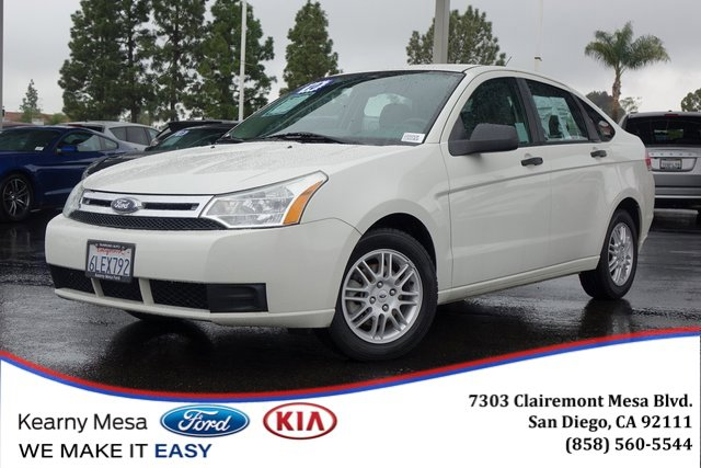 Used 2010 Ford Focus in San Diego, CA
