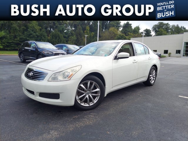 2009 INFINITI G37 Sedan x 4dr x AWD Gas V6 3.7L/225 [0]