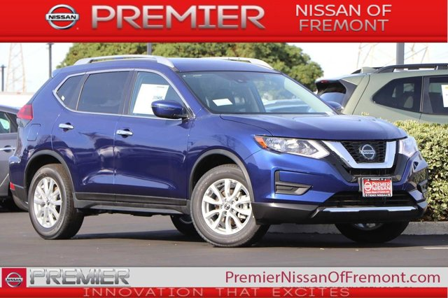 New 2020 Nissan Rogue in FREMONT, CA