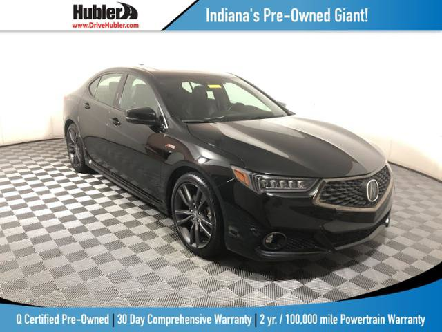 Used 2019 Acura TLX in Indianapolis, IN