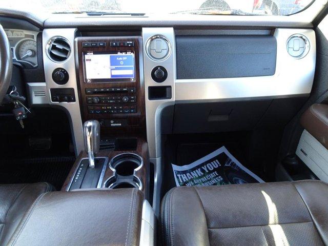 Used 2010 Ford F-150 Platinum 5.4L V8 1-2 Ton Crew Cab Pickup