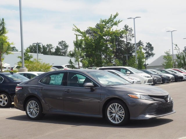 New 2019 Toyota Camry in Southern Pines, NC