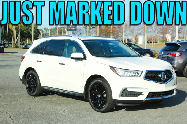 Used 2018 Acura MDX in Tallahassee, FL