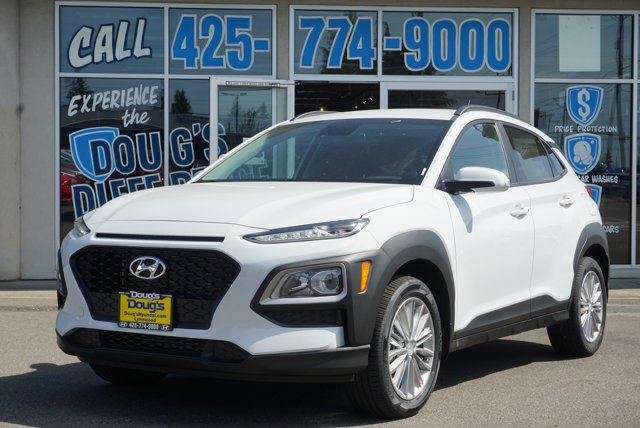 New 2020 Hyundai Kona in Lynnwood Seattle Kirkland Everett, WA