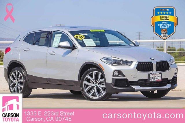 2020 BMW X2 sDrive28i sDrive28i Sports Activity Vehicle Intercooled Turbo Premium Unleaded I-4 2.0 L/122 [3]