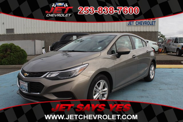 Used 2018 Chevrolet Cruze in Federal Way, WA