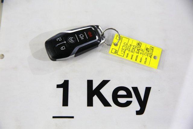 2017 Ford Explorer for sale 123710 20