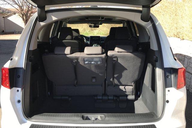 New 2020 Honda Odyssey EX-L w-Navi-RES Auto
