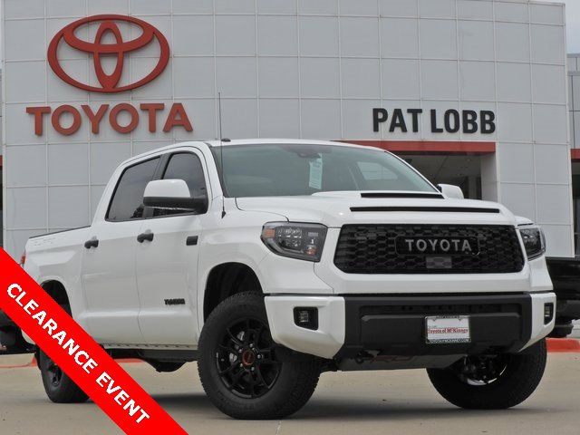 New 2019 Toyota Tundra in McKinney, TX