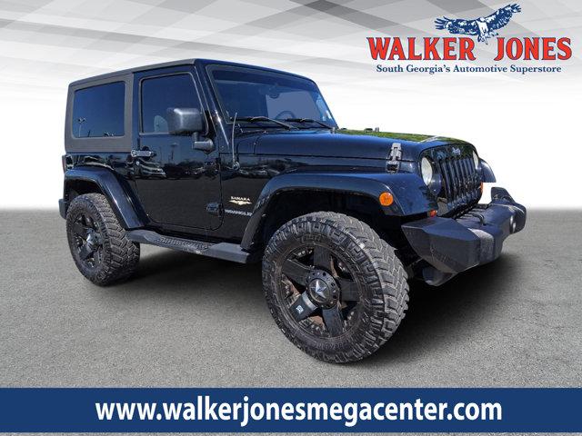 Used 2008 Jeep Wrangler in Waycross, GA