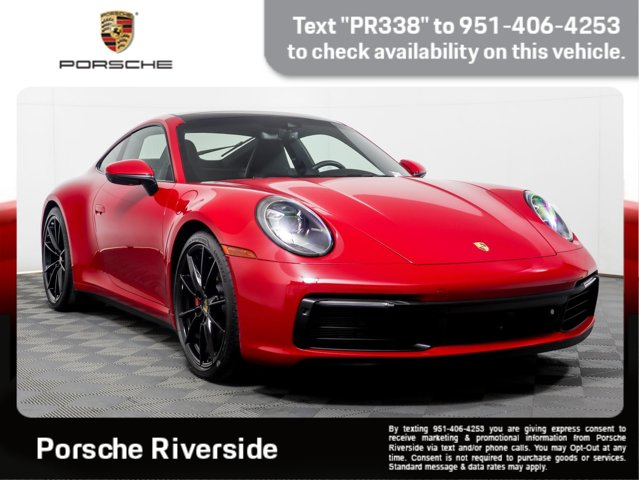 2020 Porsche 911 Carrera 4S Carrera 4S Coupe 3.0L Twin Turbo H-6 [4]