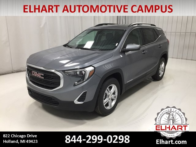 New 2019 GMC Terrain in Holland, MI