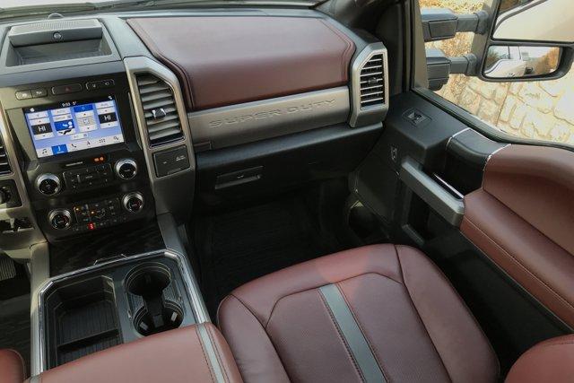 Used 2019 Ford F-350 Platinum