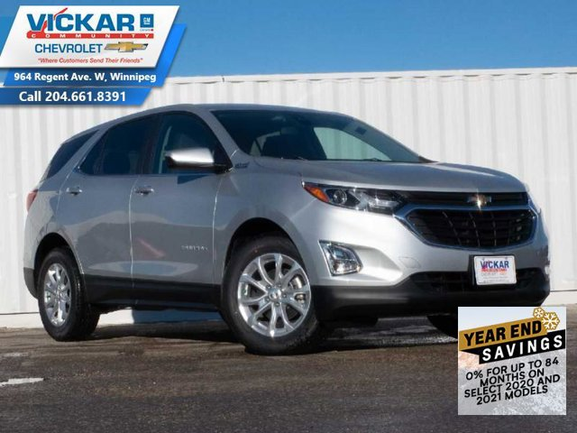 2021 Chevrolet Equinox LT FWD 4dr LT w/1LT Turbocharged Gas I4 1.5L/92 [0]